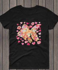 Fish Lovers Floral Fish Girls T Shirt